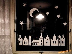 vianocne okno