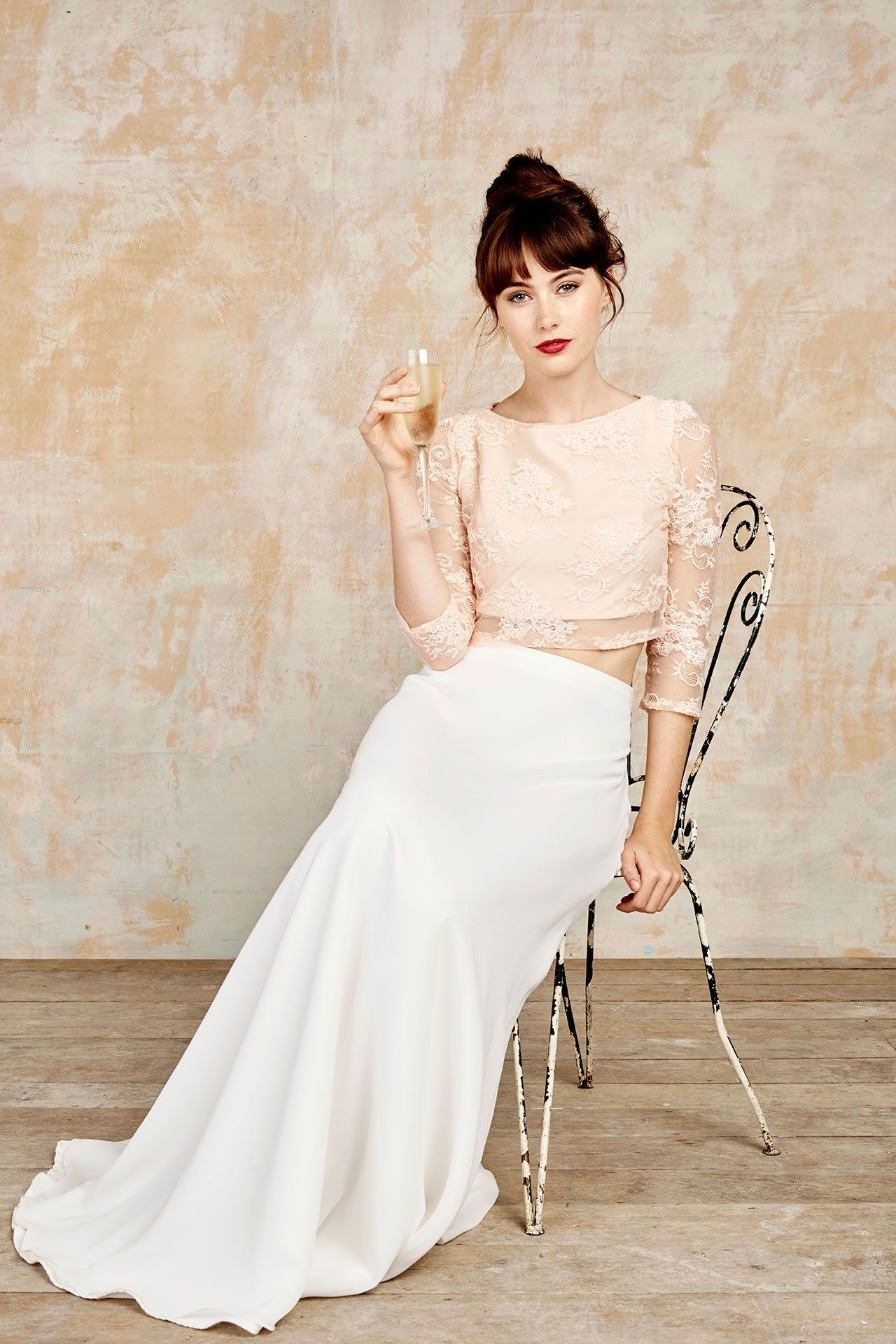House of ollichon wedding jumpsuit collection bridesmagazine
