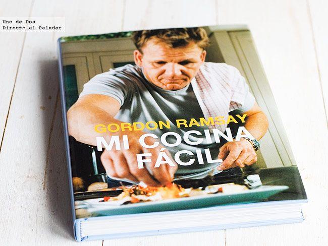 Mi cocina f cil libro de recetas de gordon ramsay cine libros pinterest cooking - Cocina facil y saludable thermomix ...