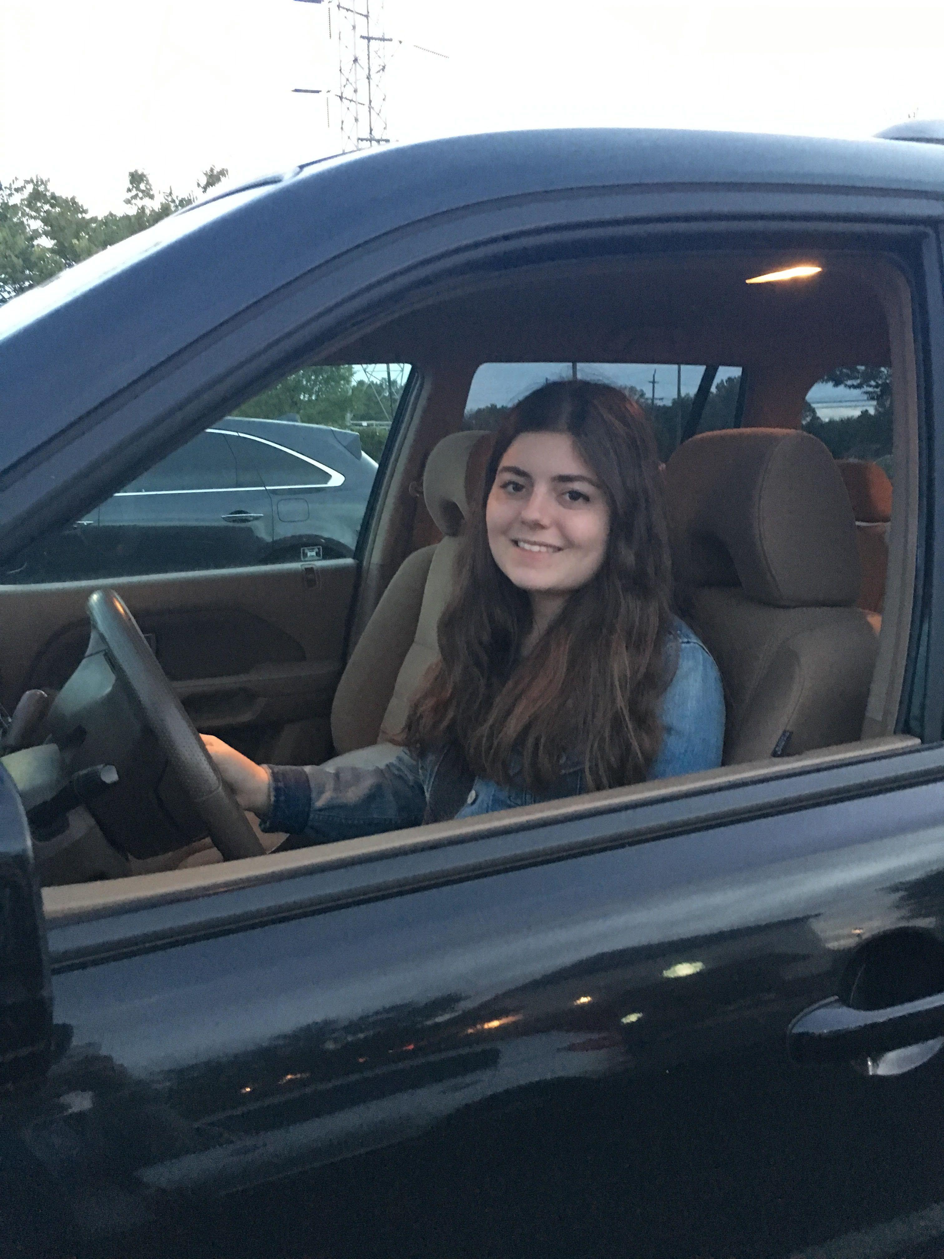 Randolph Graduate Marisa Blackman Earns Girl Scout Gold Award For Safe Driving Website, photo 1