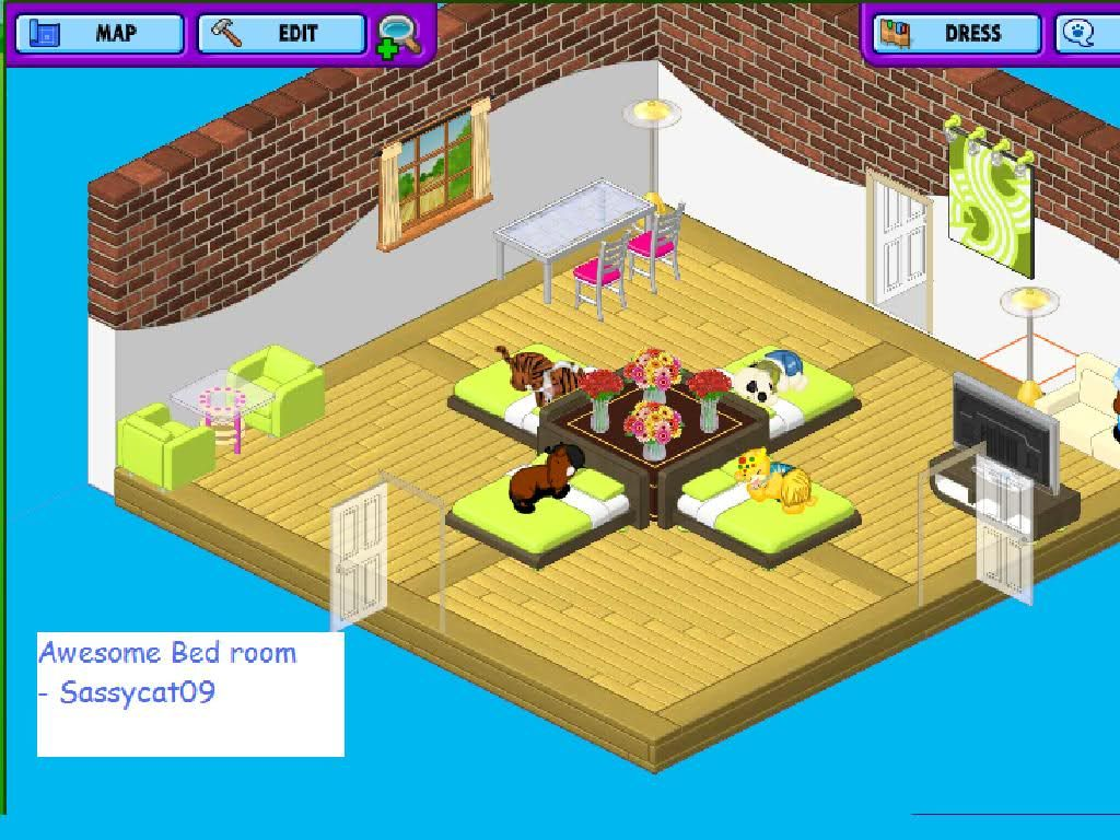 I Want One Of My Webkinz Rooms To Look Like This Webkinz Room