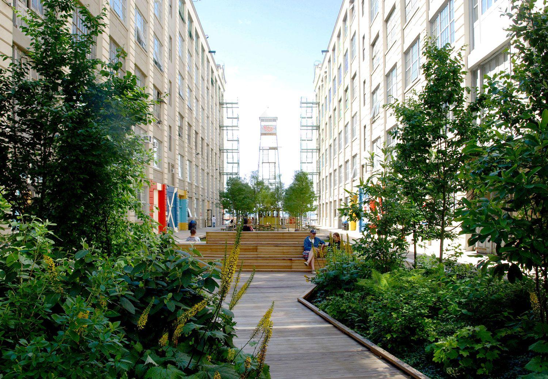 Industry City By Terrain Nyc Landscape Architecture Works Landezine Dvor