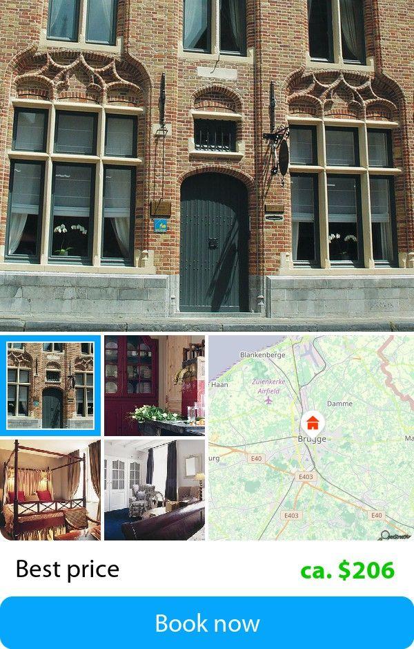 Maison le Dragon (Brügge, Belgia) Dokonaj rezerwacji w