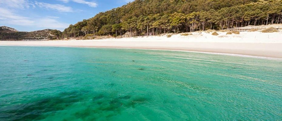 Islas Cies Playa Rodas Hotel Y Playa Beach Vigo