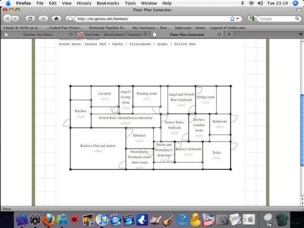 How To Use Floor Plan Generator Software Ressurection Of Floor Plan Generator Gamesbadge Com Floor Inspiration Floor Plan Generator How To Plan Floor Plans