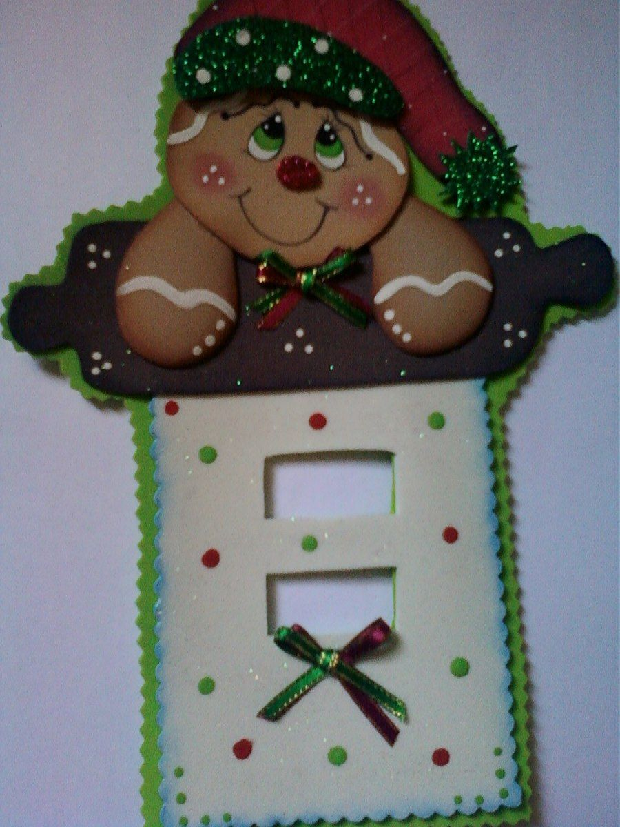 Decoraciones en foami buscar con google navida - Decoraciones de navidad ...