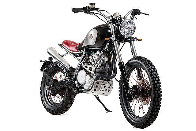 honda xl600 lm matteucci garage honda scrambler and honda motorcycles. Black Bedroom Furniture Sets. Home Design Ideas
