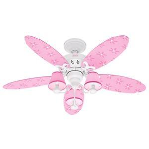 Hunter 44 Kids Ceiling Fan Kids Ceiling Fans Ceiling Fan Pink Ceiling Fan