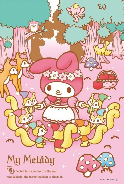 Find this Pin and more on My Melody by anesilvia.