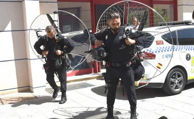 Drone Cops Costa Del Sol Town Gets Green Light For Spain S First Flying Police Unit Olive Press News Spain Costa Del The Unit Police