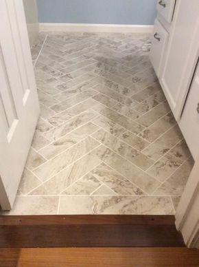 Trafficmaster Groutable 18 In X 18 In Light Travertine Peel And Stick Vinyl Tile 36 Sq Ft Case A8001821 The Home Depot Bathroom Vinyl Patterned Bathroom Tiles Bathrooms Remodel