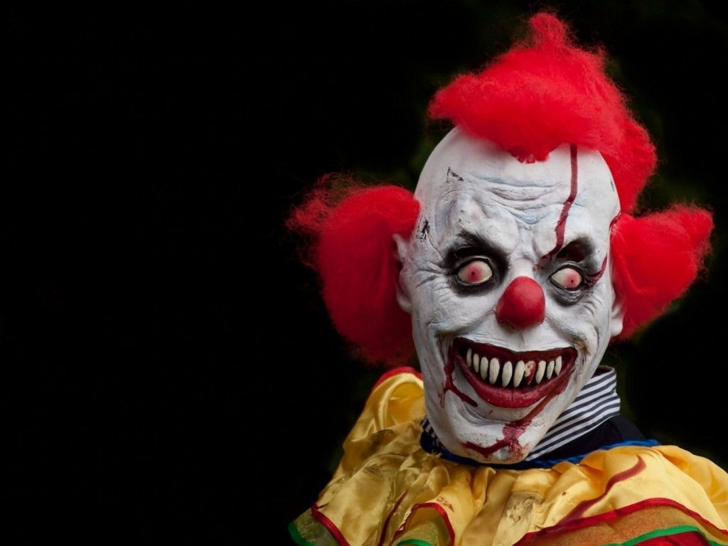 Free Evil Clown Wallpapers Wallpaper Cave Картинки