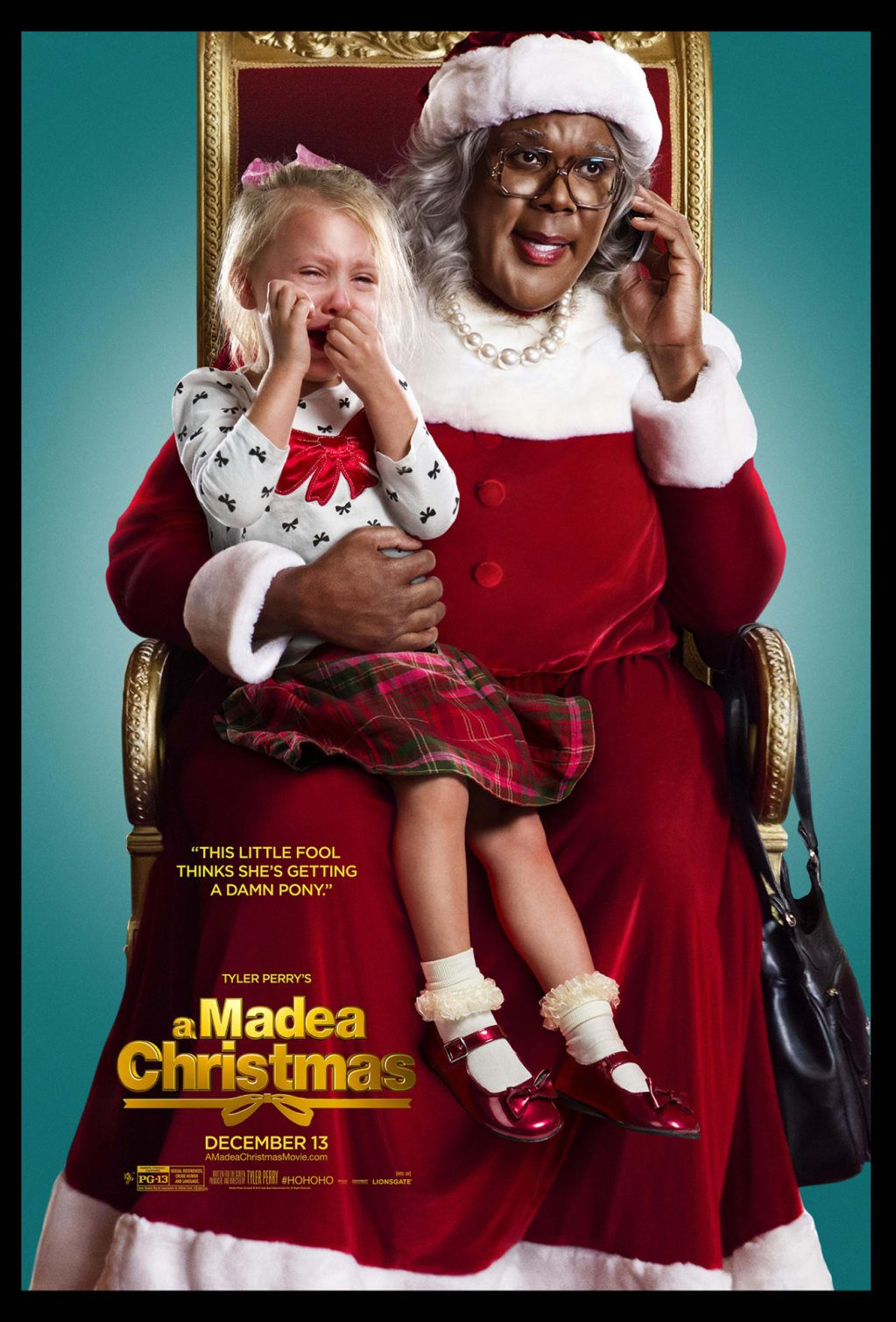 Aaaaaa At Least We Re Not That Little Girl Madea Christmas Madea Christmas Movie Madea Movies