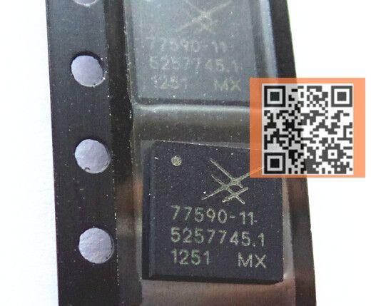Mobili originali ~ 2pcs sky77590 11 power amplifier for samsung mobile phone 77590 11
