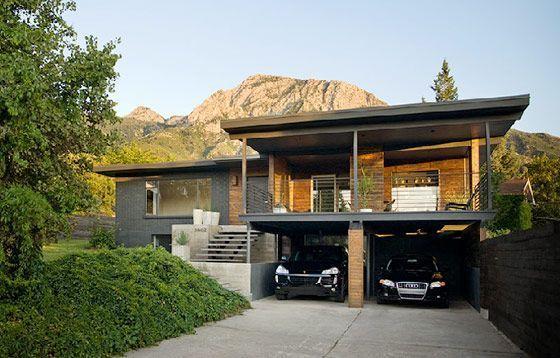 modern bachelor pad exterior - Google Search Home Pinterest