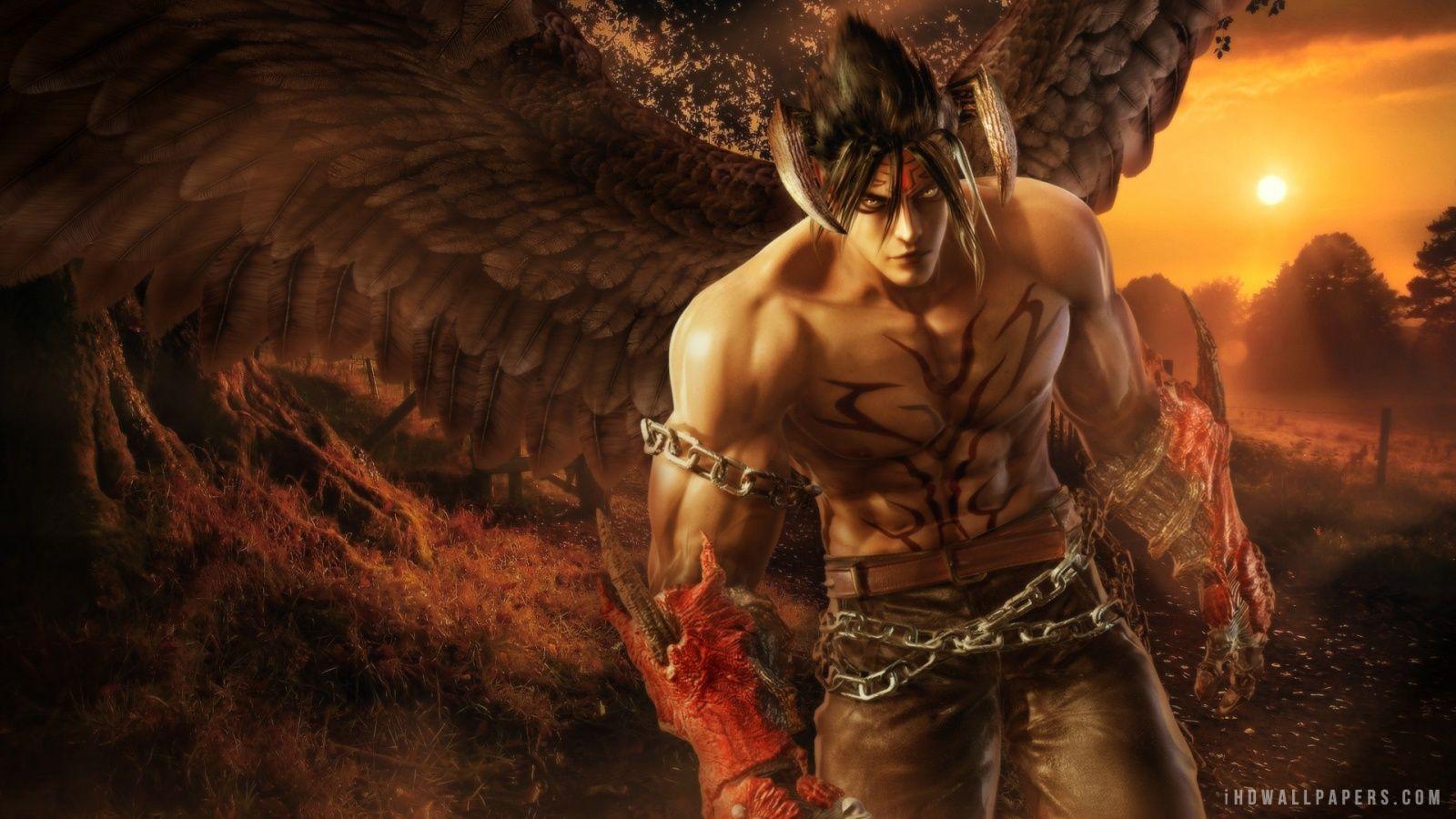 devil jin tekken wallpapers hd wallpapers | hd wallpapers