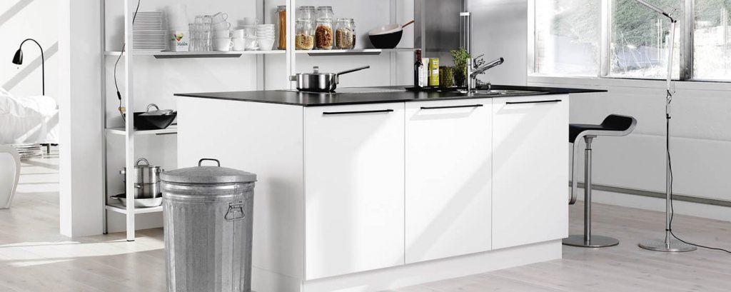 cuisine veda, idée de décoration kvik | cuisine blanche