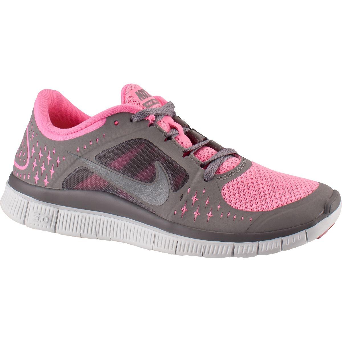 Nike Free Run + 3 Running Shoes Womens