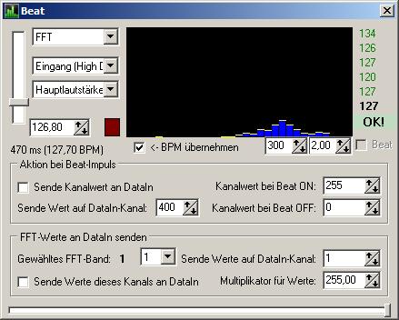 Mixxx Free DJ Software - Plug in to output MIDI clock to sync DMX