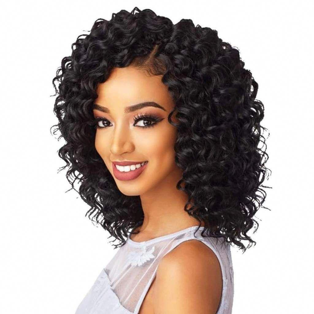 Sensationnel Lulutress Crochet Braid Hair - 2X Deep Twist 8 #crochetbraids