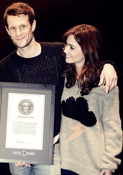 Matt and Jenna. They're just so adorable! :3
