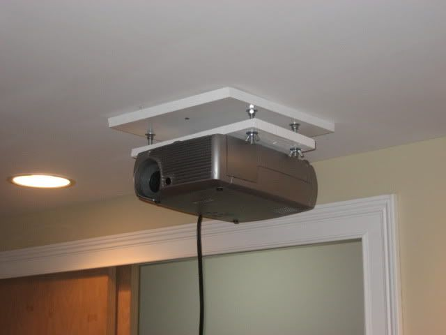 Diy Projector Shelf Google Search Projector Shelf Home
