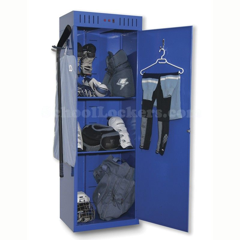 Hockey Lockers For Sale These Unique Lockers Provide Simple Convenient And Organized Units To Dry Out All Of Yo Sports Locker Lockers For Sale Locker Storage