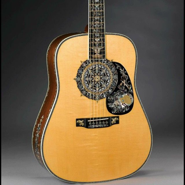One hundred and seventy-one years after C.F. Martin Senior moved to Nazareth, the one millionth Martin guitar was built. #TimelessTuesday #martinpride