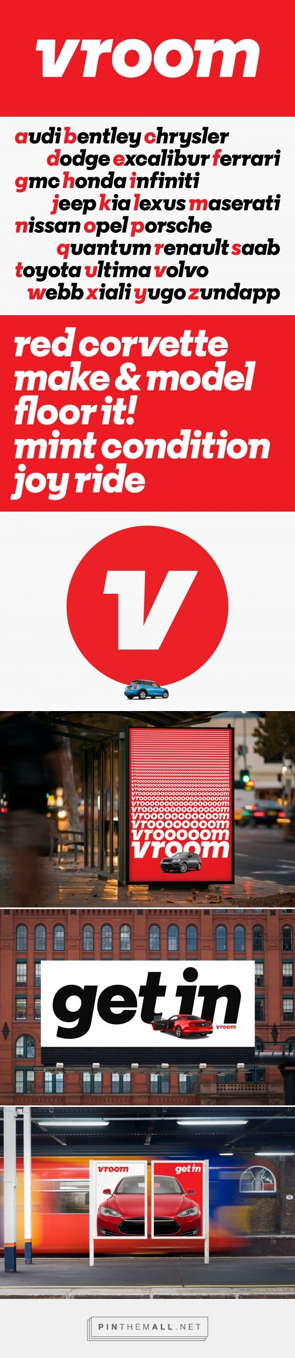 New Logo and Identity for Vroom by Pentagram Identity