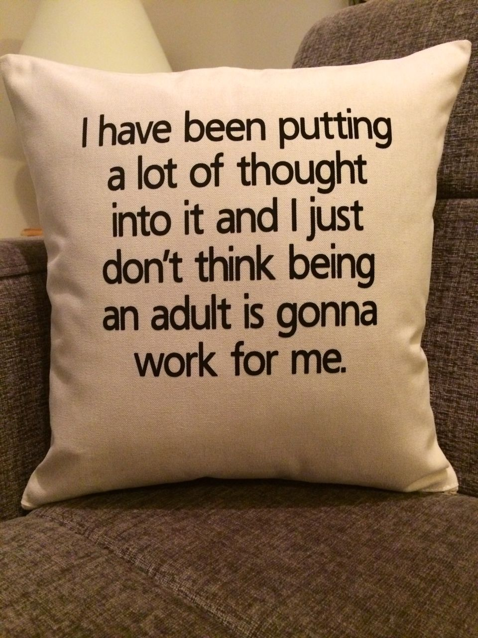 New Home Quotes Quotes About New Home Welcome  Our New 'quote' Cushion  Sayings