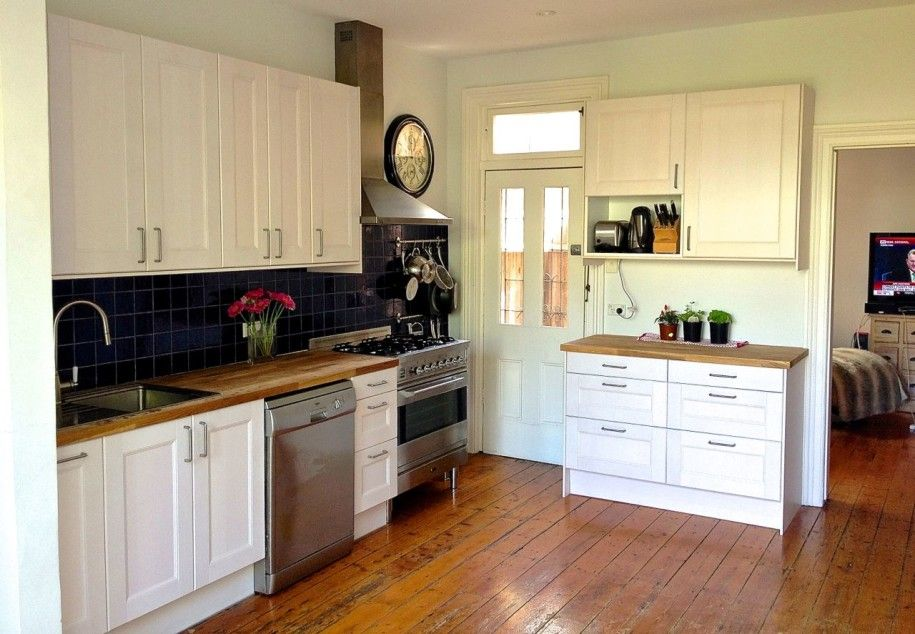 Smart Ideas And Designs For Small Kitchens Interesting Ikea Small Fascinating Small Kitchen Design Ideas 2014 Inspiration Design