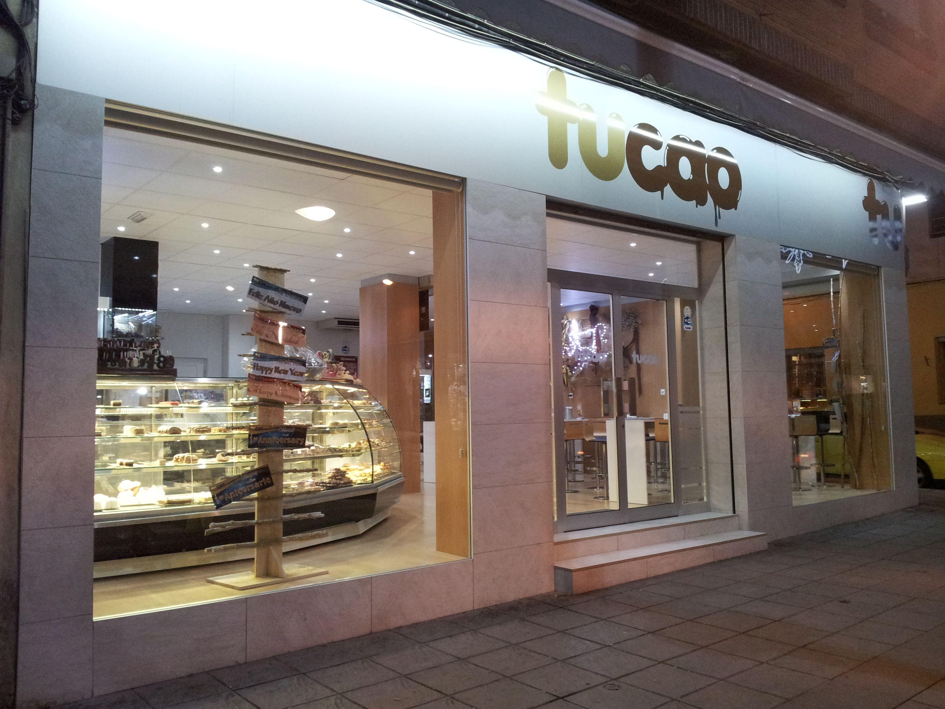 2011 Tucao Cafeter A Pasteler A Y Helader A En La Gran V A De  # Muebles Cehegin