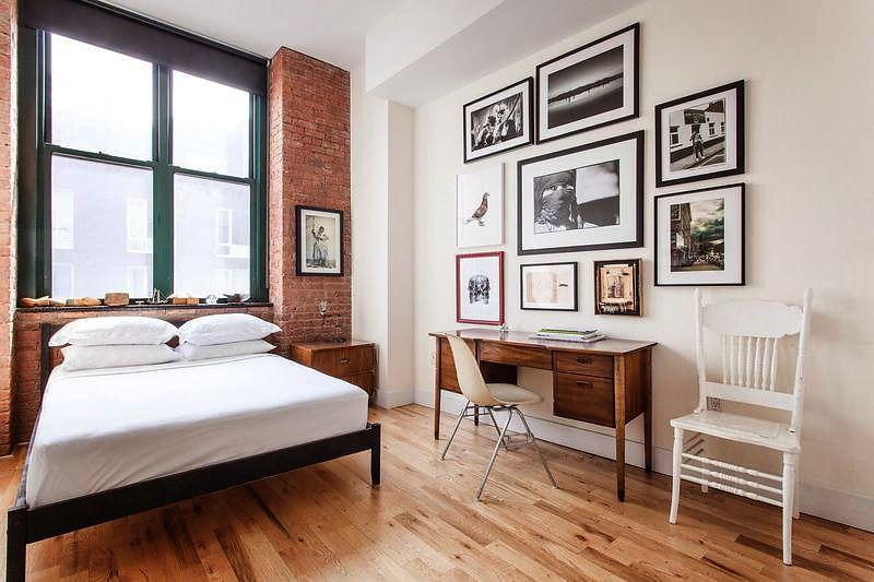 [Interior] Ecléctico apartamento industrial en Brooklyn