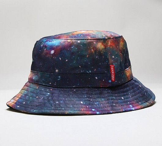 0766a9ddae9 Galaxy Bucket Hat … Light Up Hats