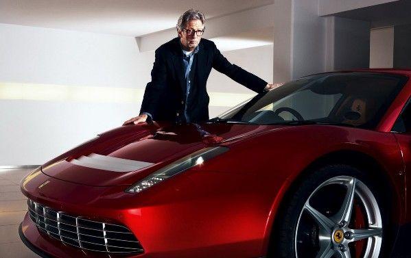 Ferrari SP12 EC (special for Eric Clapton)