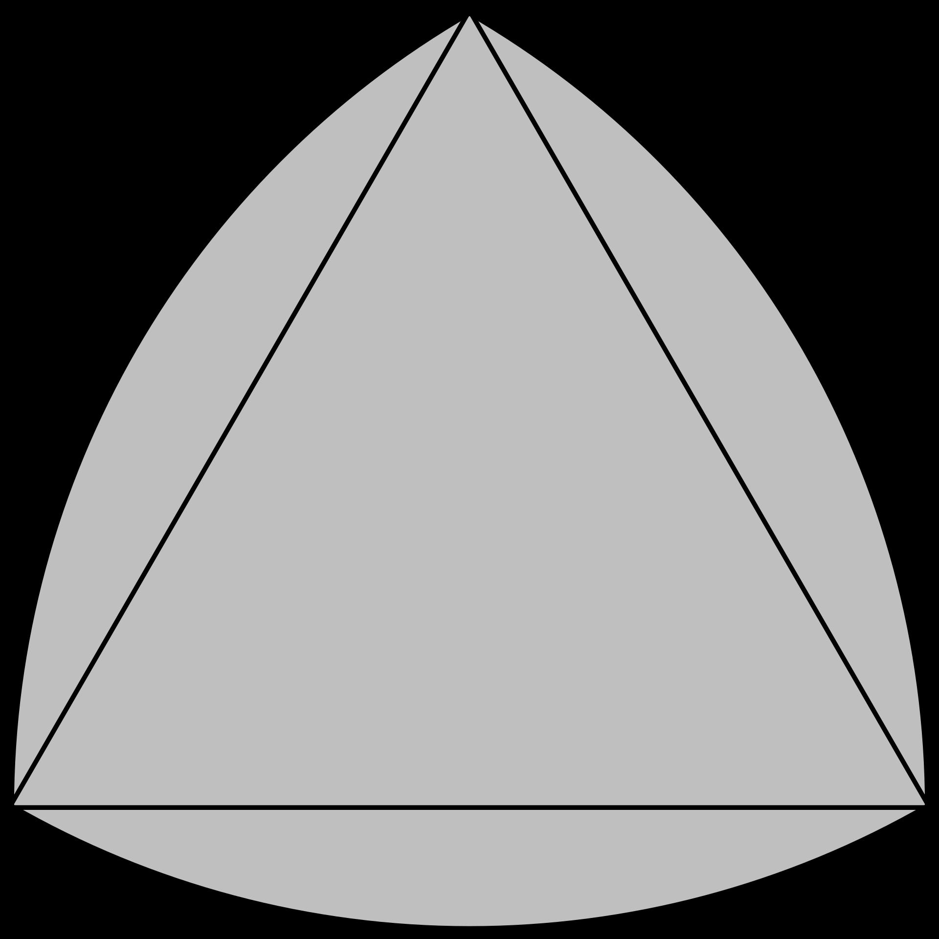 Reuleaux triangle Wikipedia in 2020 Triangle