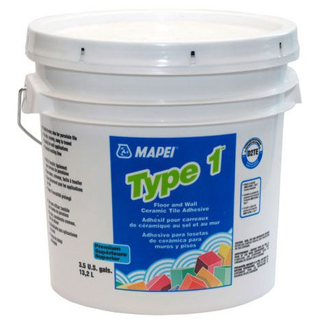 The Cheapest Price In The Tri State Mapei Type 1 33 50 Or We Ll Match Your Price Call Now Adhesive Tiles Ceramic Tiles Wall Tile Adhesive