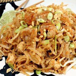 Pad Thai Recipe With Images Pad Thai Recipes Food