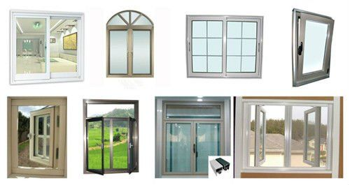 What Are The Different Types Of Aluminium Window? #window ...