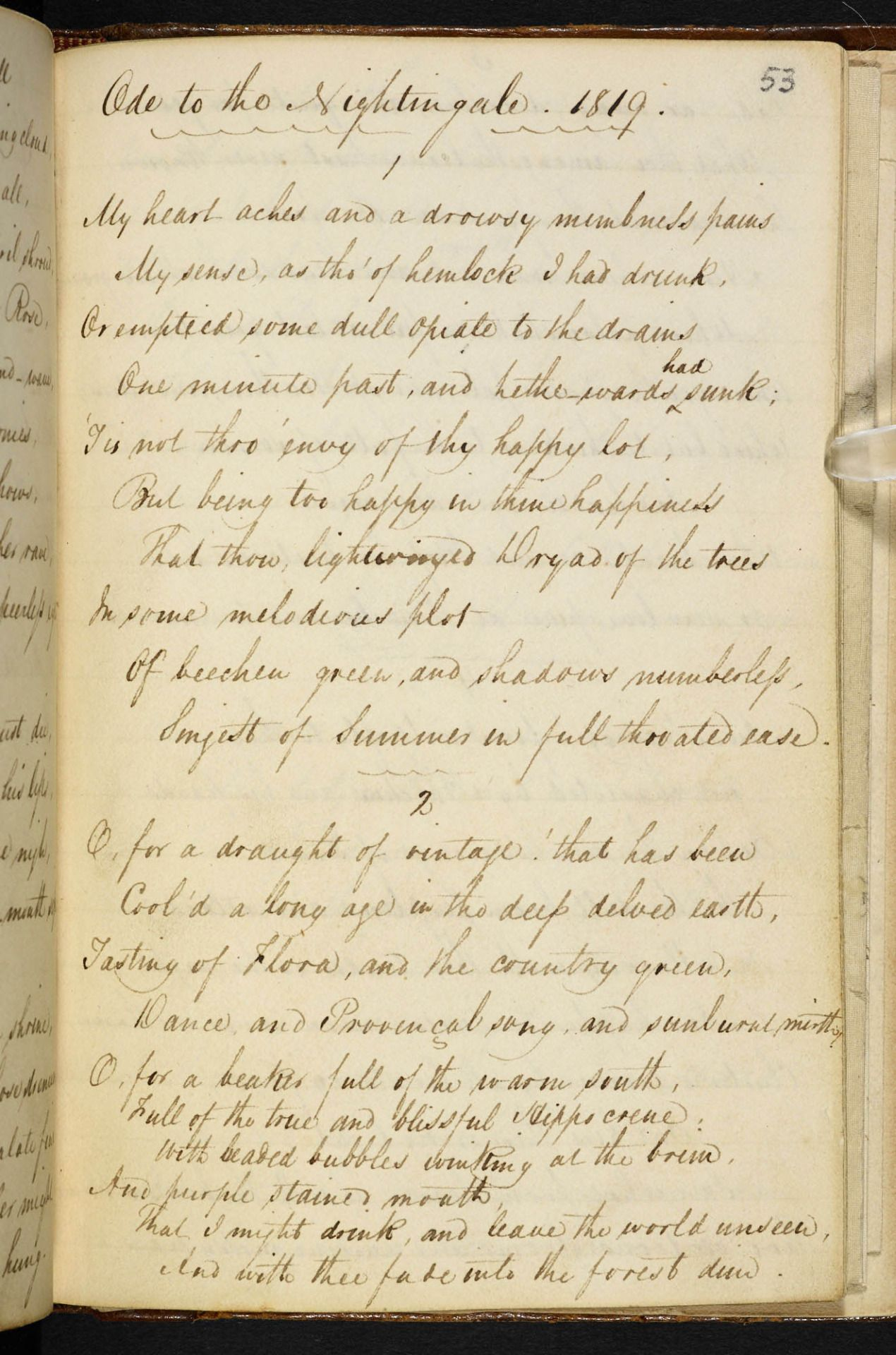 New Post On September At Pemberley John Keat Lettering Poem Ode To Autumn By Keats Appreciation Of The Critical Analysi Pdf