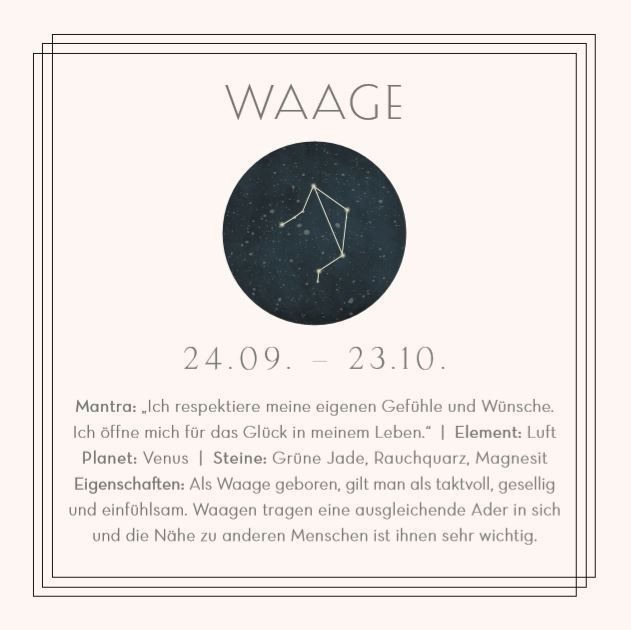 Vom 24 September Bis Zum 23 Oktober Stehen Die Sterne Im Zeichen Der Waage Waage Astrologie Ste Astrologie Sternzeichen Sternzeichen Waage Sternzeichen