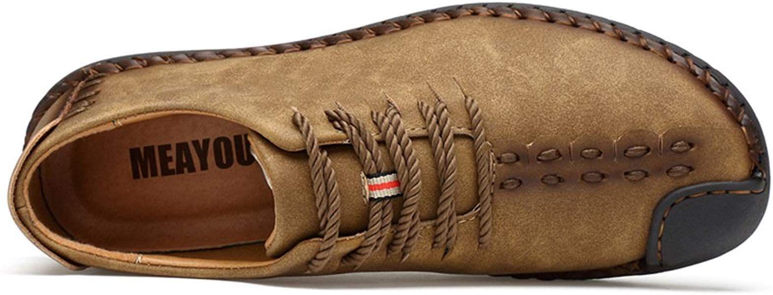 ea198474e622e1 Chaussures à lacets homme, Suédine Classiques Chaussure de Ville à Lacets  Homme Casual Oxford Homme