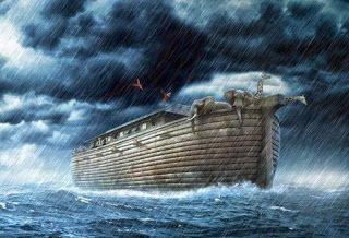 """ Baitoa Primero "": ¿Existen pruebas del diluvio universal?"