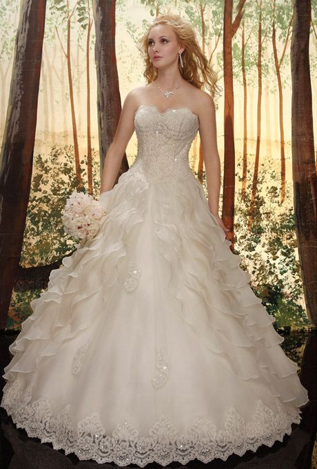 Mary\'s Bridal - PC Mary\'s Wedding Dresses | Brides.com | WEDDING ...