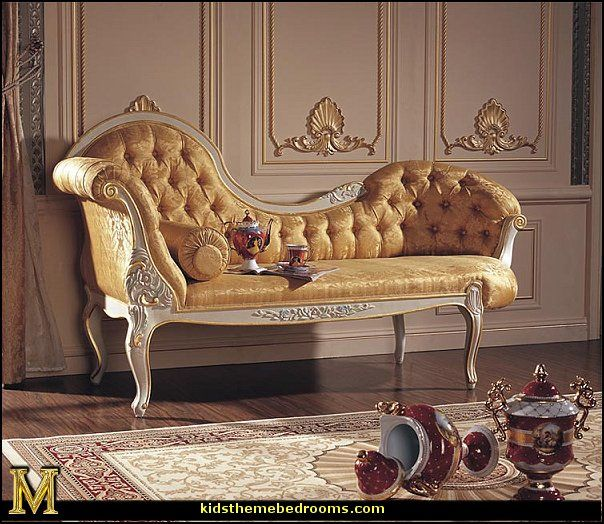 Marie Antoinette Style Theme
