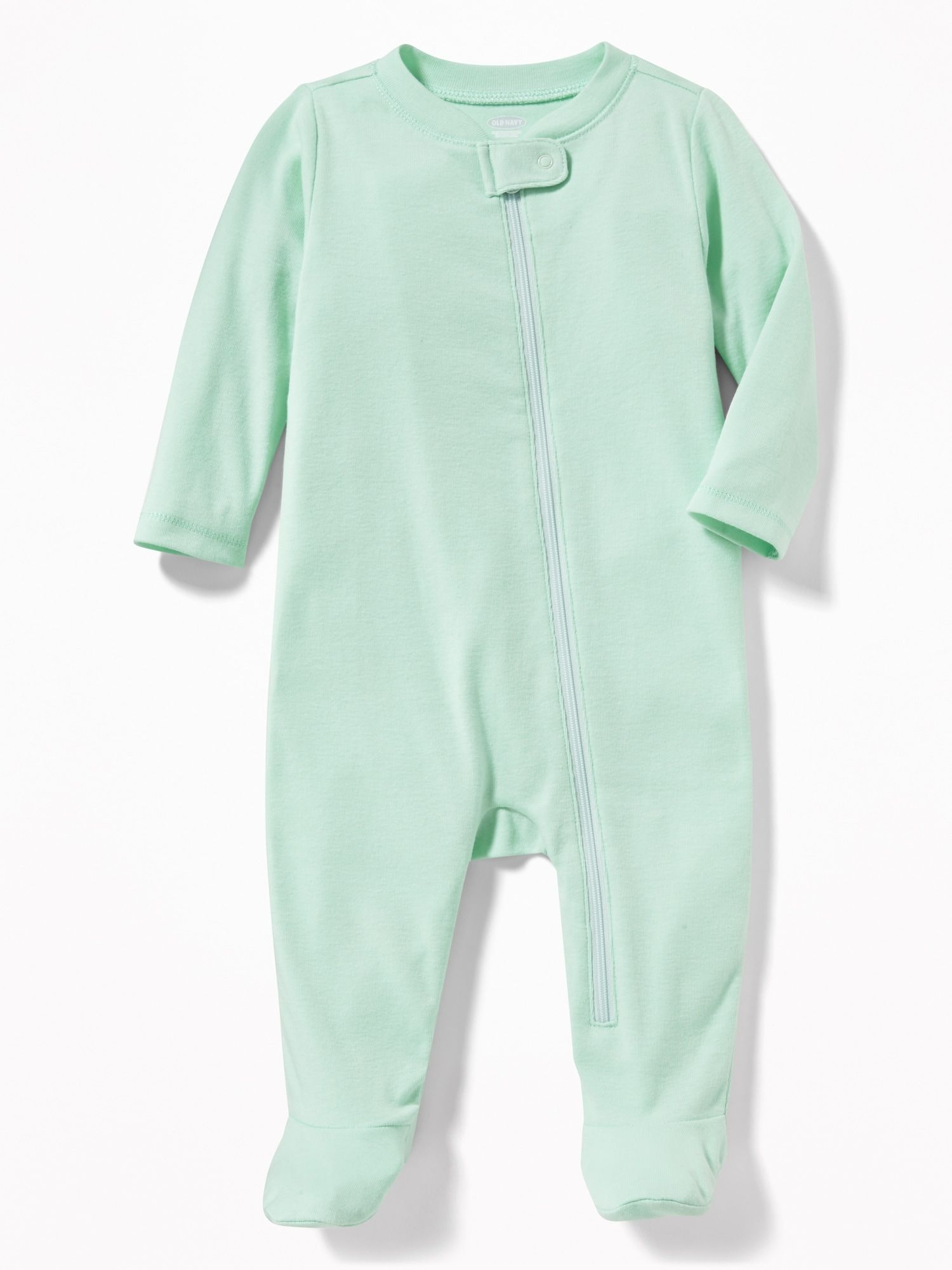 footed one-piece | Old navy baby girl, Cute baby clothes ...