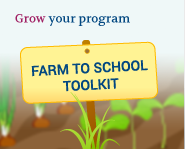 Download a Toolkit for building your #FarmtoSchool team! #F2SMonth