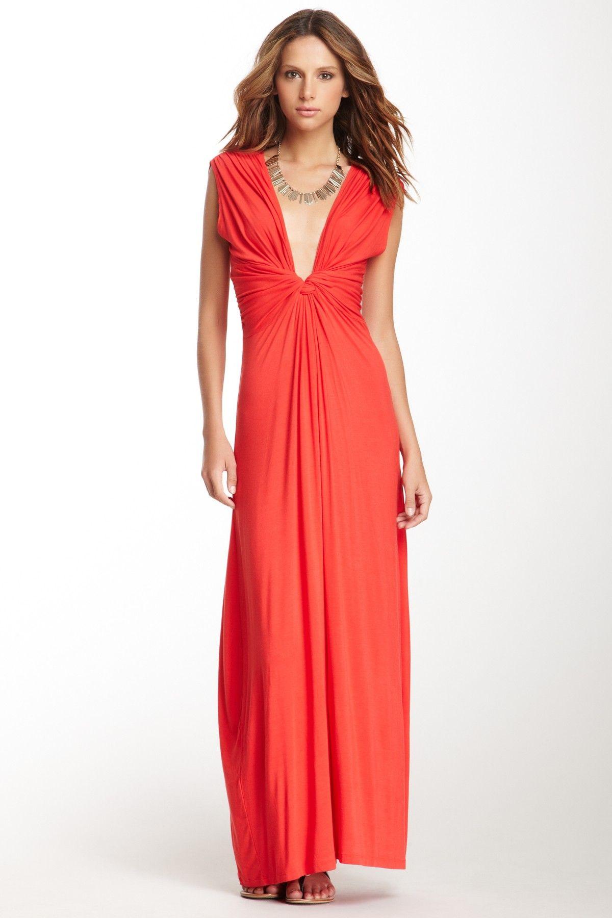 Wrap Knot Maxi Dress  Skater Dress cute #summerdress#casualoutfit #sunayildirim  #SkaterDress #Skater #Dress #newdress www.2dayslook.com