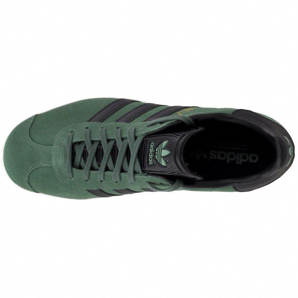 newest cb8ea b1042 adidas Gazelle - Green - Mens mensoutfitsswag