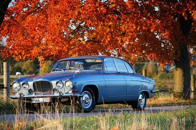 Stubs Auto - Jaguar MK X & 420 G (1961-1970) | Voiture ...